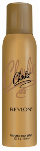 Revlon Charlie Perfume Body Spray, Gold, 150ml  available at amazon for Rs.140