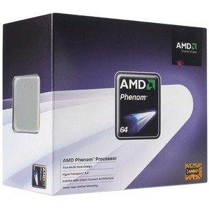 Prozessor Box (Sockel AM2+, 2,3GHz, 65nm, 1,5MB L2-Cache) ()