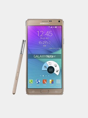 Samsung Note 4 SM-N9100 Dual Sim 16GB Factory Unlocked (Twilight