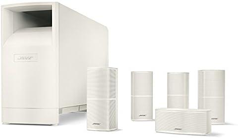 Bose Acoustimass 10 Series V Home Cinema Lautsprecher System weiß