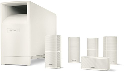 Bose ® Acoustimass 10 Series V Home Cinema Lautsprecher System weiß
