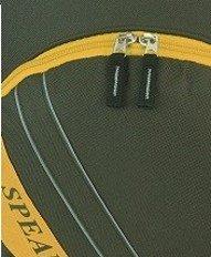 SPEAR® VITAL 1054 Sporttasche 56cm Freizeittasche 5 Farben schwarz/anthrazit