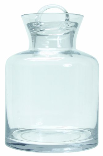Quid 7106008 My Club Sweet Konfektdose Calisson, durchsichtig, 16 cm, Glas
