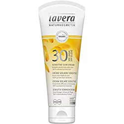 Lavera Crema Solare Sensitive (SPF 30) - 100 ml.