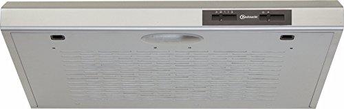 Bauknecht DBAG 65 AS X/1 Unterbauhaube für Abluft- und Umluftbetrieb / D / silbergrau