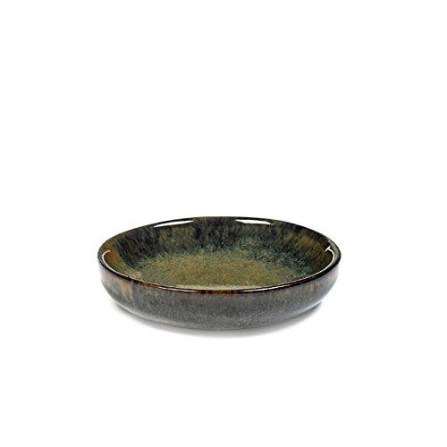 Assiette à olives S - Indi Grey - Ø 9 cm