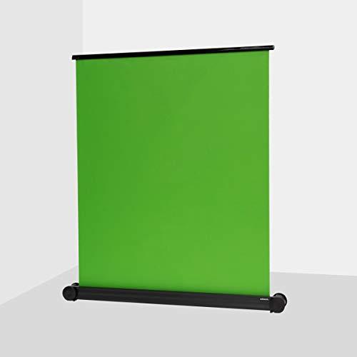 Celexon Pantalla ultraportátil Chroma Key Green Screen