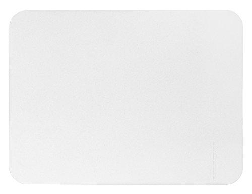 Bodenschutzmatte Unterlegmatte Schutzmatte PET Bruch- & Reißfest Haftschicht extrem belastbar transparent 60 x 80 cm