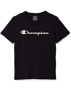 Champion Crewneck T-Shirt, Camiseta para Niños