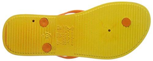 Rider Rio Frauen Flip Flops / Sandalen Orange