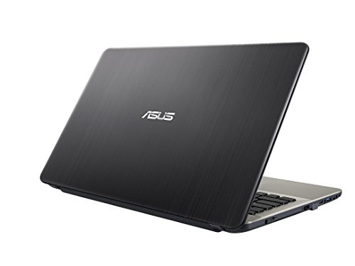 Asus F541NA GQD33T 3962 cm 156 Zoll matt Notebook Intel Celeron N3350 8GB RAM 1TB HDD Intel HD Graphics DVD Laufwerk Win 10 household schwarz Notebooks