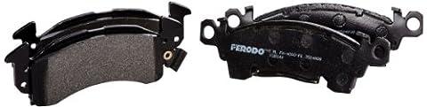 Ferodo FDB144 Brake Pad Set, disc brake - (set of 4)