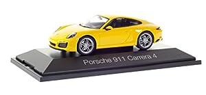 Herpa 071086-Porsche 911Carrera 4Coupé