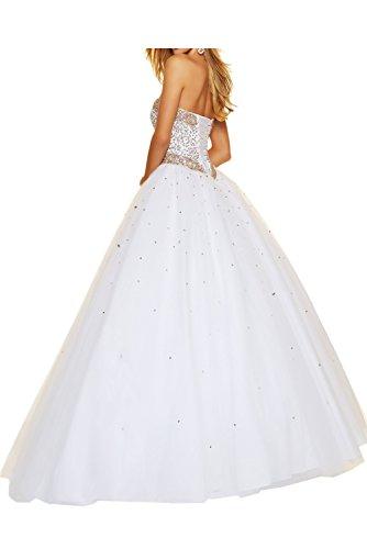 Toscana sposa donna Chic a forma di cuore sera vestimento tulle Party un'ampia ball extra corto Mintgruen