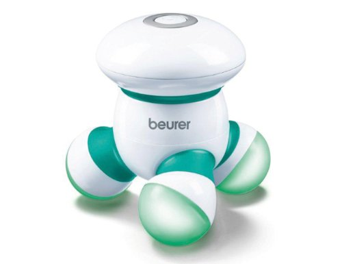 Beurer MG 16 Mini-Massager, grün (Percussion-massagegerät Handheld)