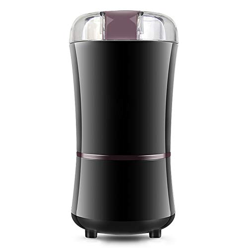 GKFG Kaffeemühlen Elektrische Propellermühlen Bohnenmühle Antistatikeinrichtung Scheibenmühlen Elektrische Kaffeemühle Kegelmahlwerk 1 Bis 10 Tassen 400W