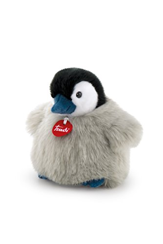 Trudi 29008 - Pinguino, 24 cm, Grigio