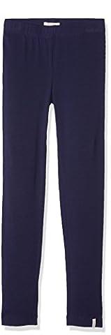 ESPRIT Mädchen Leggings RK24025, Blau (Marine Blue 446), 128 (Herstellergröße: XS)
