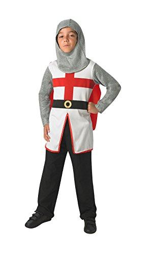 Rubie 's Offizielles ST GEORGE Knight Kostüm Jungen ()