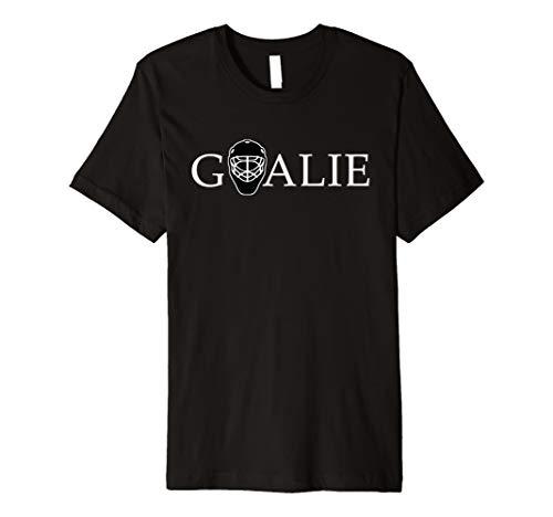 T-Shirt Eishockey-Torwart, Hockey-Torwart - - Eishockey T-shirt