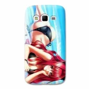 coque Samsung Galaxy Grand / Grand Plus Manga - divers - plage B
