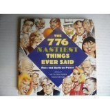 The 776 Nastiest Things Ever Said by Ross Petras (1995-02-03)