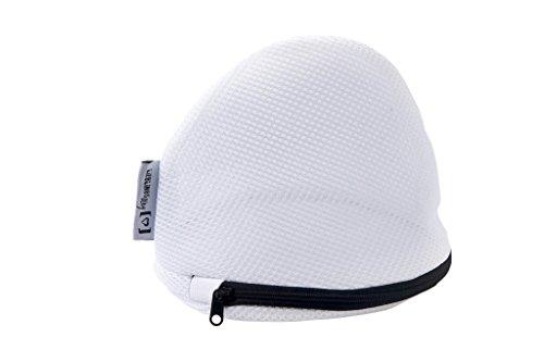 LIEBLINGSDING BH-Wäschenetz für Waschmaschine [2 Stück] - optimaler Schutz für ihre BHs, verbesserter Reißverschluss, Wäschesack, Wäschenetz, BH Netz (2 Direkt Shirt)