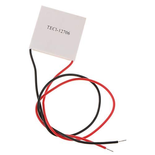 Almencla Módulos Termoeléctricos 12706 40X40MM Refrigeradores