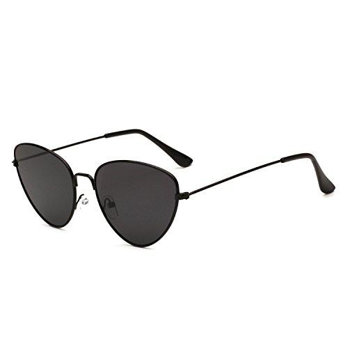 Bawar Sonnenbrille Polarisierte Unisex Retro UV-Schutz Klassisch Sportbrille Vintage Sunglasses für Herren und Damen (Stil 12)