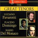 Great Tenors [Import allemand]