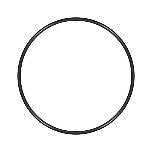 ZCHXD O-Rings Nitrile Rubber, 136mm Inner Diameter, 141.3mm OD, 2.65mm Width, Round Seal Gasket(Pack of 1) -