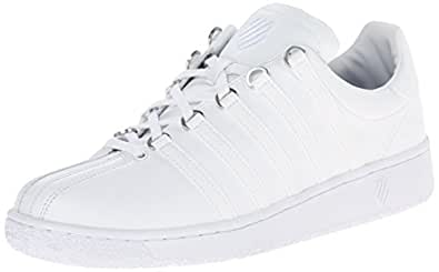 K-Swiss Classic Vn M, Baskets basses homme, Blanc (White/White 101), 39 EU / 6 UK