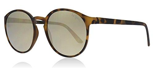 Le Specs Damen Sonnenbrille Swizzle Matte Tortoise