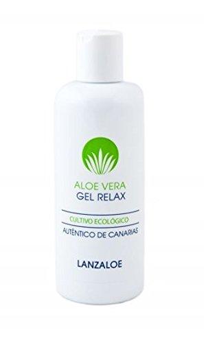 Lanzaloe Gel Relax de Aloe Vera 250ml