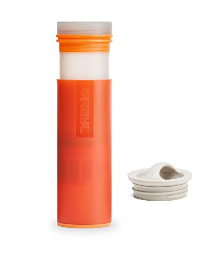 Wasserfilter Ultralight Purifier orange