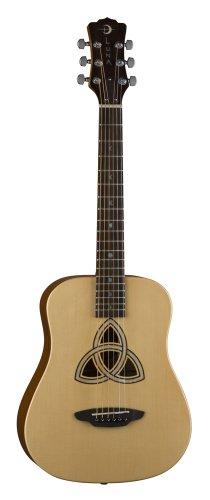 Luna SAF TRI - guitarra con estuche