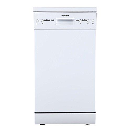 31BPLCSBqaL. SS500  - electriQ 10 Place Slimline Freestanding Dishwasher - White