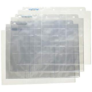 Ultra Pro 150122 - Silver Series Pages 9-Pocket, Sammelkartenzubehör