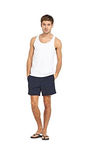 ben-sherman-mens-tailored-waist-swim-shorts-in-staples-navy-size-xl
