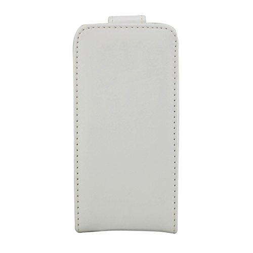 Hülle für iPhone 7 plus , Schutzhülle Für iPhone 7 Plus Ordinary Texture Vertical Flip Leder Tasche mit Card Slot ,hülle für iPhone 7 plus , case for iphone 7 plus ( Color : Red ) White