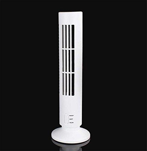 NWYJR Ventilador de la Torre del USB Ventilador de la Mini Torre...