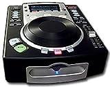 Vestax CD-Player CDX-05 HiFi CD player Schwarz, Grau - CD-Spieler (10 - 20000 Hz, CD-DA/CD-R/CD-RW, 3,5 mm, 25 W, 100V AC, 50-60Hz, 5,9 kg)