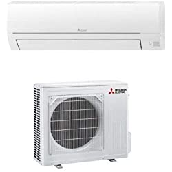 Climatiseur Mitsubishi Electric Kit complet à mural DC Inverter/Pompe de chaleur-9000BTU