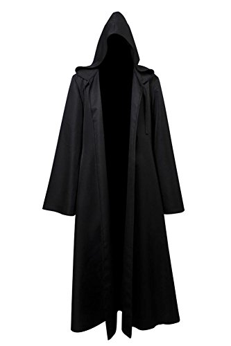 Star Wars Anakin Skywalker Cosplay Kostüm Nur Umhang Herren XL (Anakin Skywalker Als Kind)