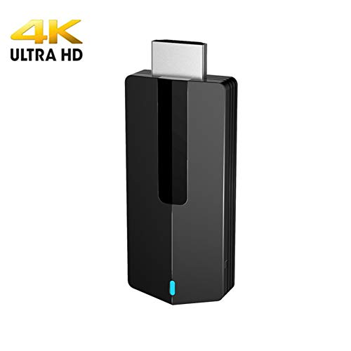 4K HDMI Adapter WiFi Display Dongle, MiraScreen 5G/2.4G Miracast Dongle Streaming TV Stick für Android / iOS / Windows, Unterstützung für Google Home App und Chrome Mirroring (Chrome Tv-stick)