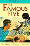 20: Five Have A Mystery To Solve (Famous Five)