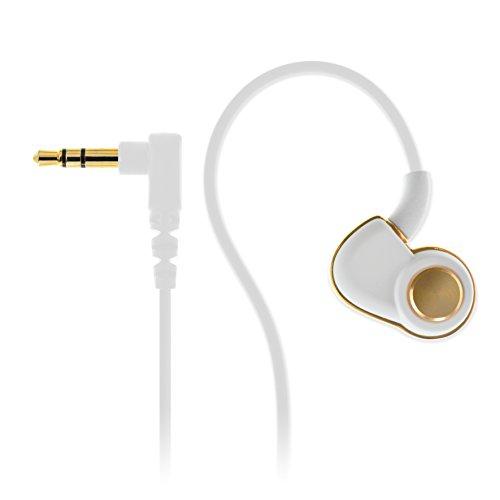 SoundMAGIC PL30+ dynamischer In-Ear-Kopfhörer weiß/gold - 2