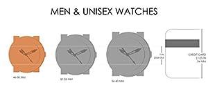 CASIO Reloj con Movimiento Cuarzo japonés Man A834 (A834) de CASIO