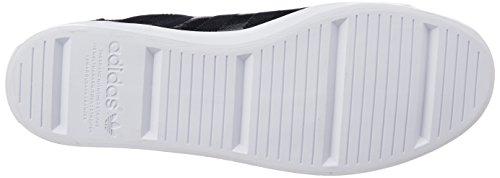 adidas Court Vantage Black Black White Multicolore - Multicolore (Cblack/Cblack/Ftwwht)