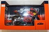 Luis Salom KTM Red Bull RC 250R MOTO 3 2014 diecast & Kunststoff-Modell Fahrrad